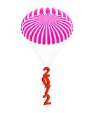 parachute new year's 2012