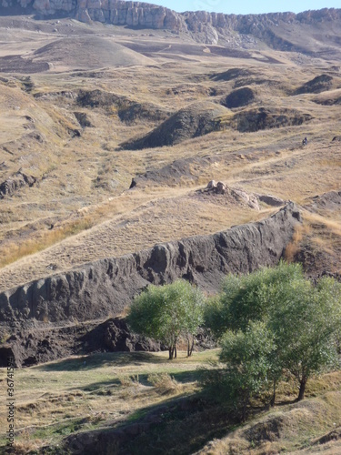 noahs ark real or fake? near mt ararat in turkey
