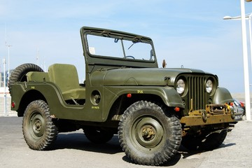 Army off-road