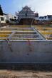 cellar construction site