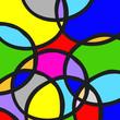 farbige Kreise...