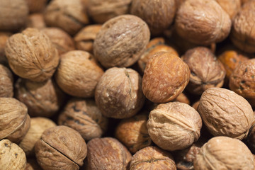 nourishing walnuts full of vitamins
