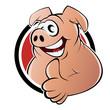 schwein cartoon