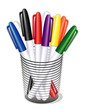 Small Tip Marker Pens