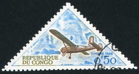 Broussard Plane