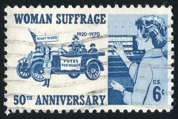women suffragettes
