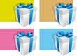Carte Cadeaux ruban bleu