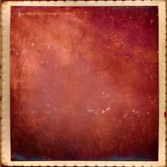 Grunge texture red