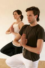 Yoga- Vrksasana