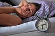 Junge Frau mit Schlafproblemen - 36770769