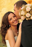 beauty, couple, lifestyle, kiss, relation, wedding, young