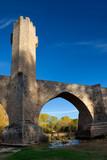 Puente de Frias, Burgos, Castilla y Leon, España poster