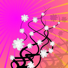 Sunbeam Floral