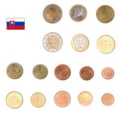 Euro coin - Slovakia