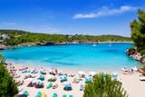 Fototapety Ibiza Portinatx turquoise beach paradise island