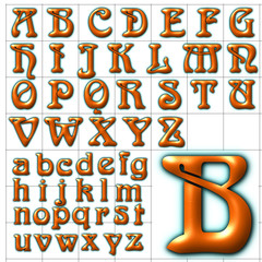 abc alphabet background bocklin design