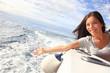 Boat woman - 36781503