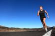 Running - male runner