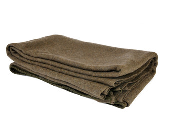 Woll military blanket