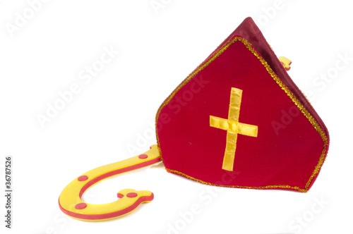 Dutch Santa hat Sinterklaas