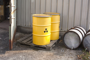 abandoned nuclear waste
