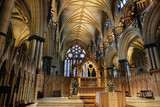 lincoln cathedral altar