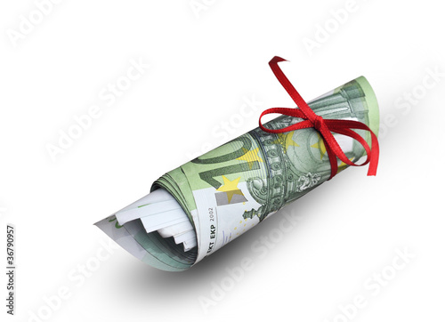 Geld Geschenk 100 Euro