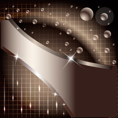 Abstract design tech background