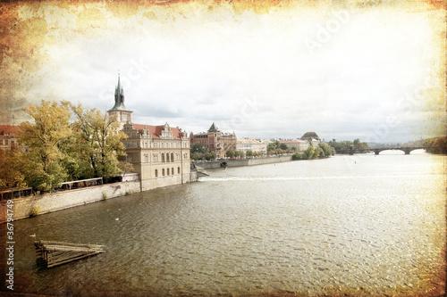 Praga. W stylu retro