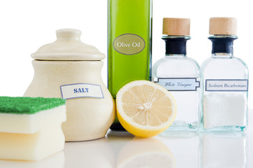 Natural Non-Toxic Cleaning Products