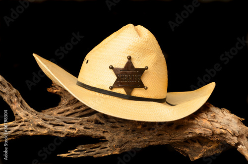 Hat and Badge