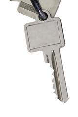 Schlüssel am Bund