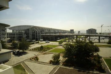 Aeropuerto Int. Comodoro Arturo Merino Benítez Santiago de Chile