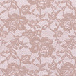 Ornamental soft color floral vintage background