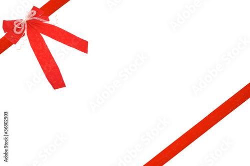 paquet cadeau rouge avec ruban photo libre de droits sur la banque d 39 images. Black Bedroom Furniture Sets. Home Design Ideas