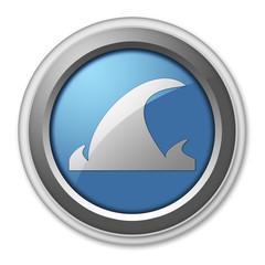 """3D Style Button """"Tsunami"""""""