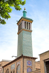 Beautyful tower of Golestan palace, Tehran