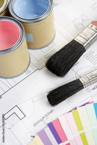 Decorating tools and materials