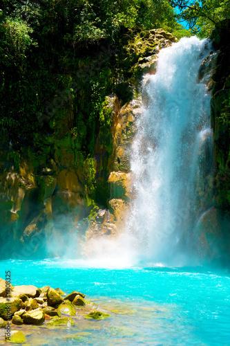 Rio Celeste Waterfall, Costa Rica - 36808325