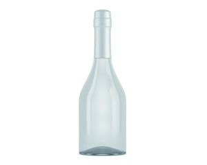 Champagner Flasche