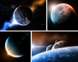 Planet wallpaper pack