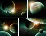 Planet wallpaper pack
