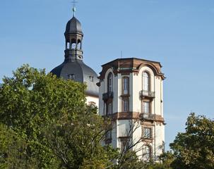 Jesuitenkirche und Sternwarte