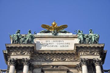 Neue Burg, Wien