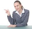 office manager (reception desk worker)