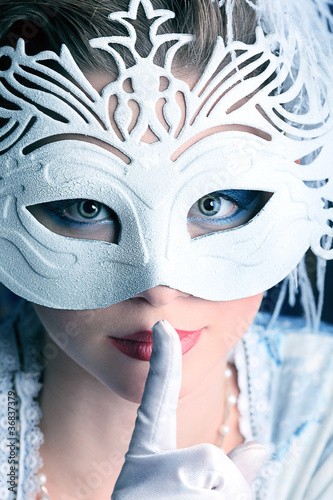 secret mask