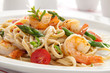 Whole Grain Shrimp Pasta - 36840581