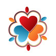 People hearts logo