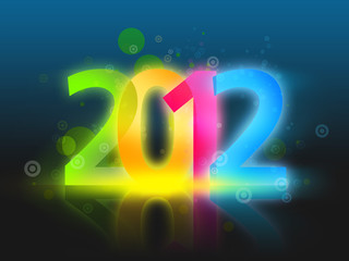 New Year's Eve 2012 (color figures)