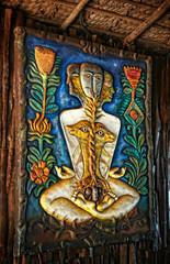 kundalini awakening sculpture